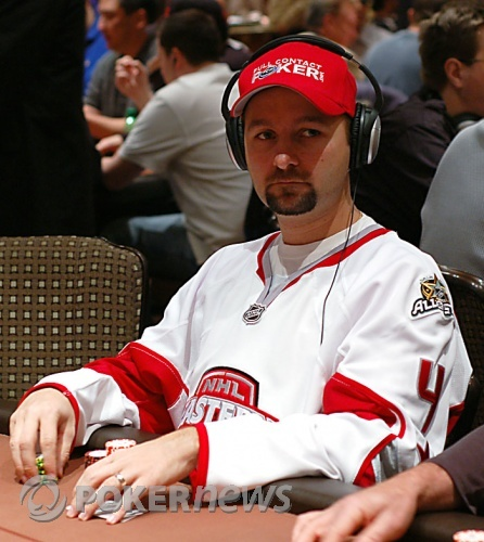 Daniel Negreanu in the 2006 WPT Championship