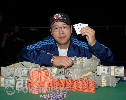 Michael Chu, Winner Event #8