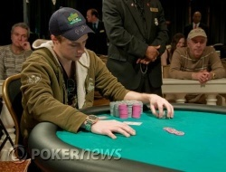 John Nixon now with over a million chips