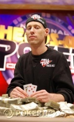 Huck Seed, 2009 NBC National Heads-Up Poker Champion