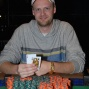 Travis Johnson, winner  Event 7 - $1,500 No Limit Hold'em