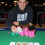 Rami Boukai, winner Event 10 - $2,500 Pot Limit Hold'em/Omaha