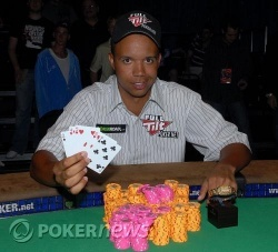 Phil Ivey claims his sixth gold bracelet!