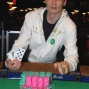 Ville Wahlbeck, winner Event 12 - $10,000 World Championship Mixed Event