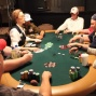Sick Table. Greg Raymer, Daniel Alaei, Vanessa Rousso, Gavin Smith, Jimmy Fricke,Tad Jurgens