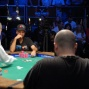 Daniel Negreanu with most of the chips