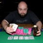 Brock Parker, winner  Event 14 - $2,500 Six-handed Limit Hold'em