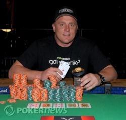 Brian Lemke - Event 15 Champion