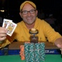 Ken Aldridge, winner Event 9 - $1,500 Six-handed No Limit Hold'em