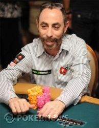 Barry Greenstein - New chip leader