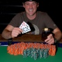 Eric Baldwin Winner Event 34 - $1,500 No Limit Hold'em