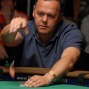 Marc Naalden dropd in the last of his chips