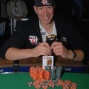 Greg Mueller winner   Event 50 - $1,500 Limit Hold'em Shootout