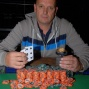 Carsten Joh winner Event 51 - $1,500 No Limit Hold'em