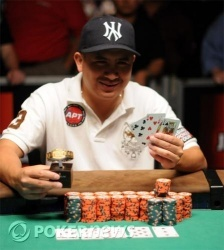 J.C. Tran - Two-Time WSOP Bracelet Winner