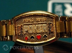 The final WSOP gold bracelet of the summer will be won tonight