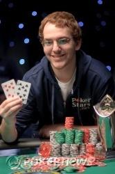 Harrison Gimbel - Champion!