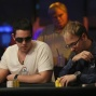 Luke Schwartz and Daniel Negreanu