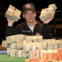 Steve Billirakis, winner 2007 WSOP Event #1