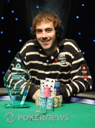 Team PokerStars Pro Jason Mercier wins!