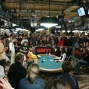 A Big Crowd Gathers to Watch Chris Ferguson's Final Table