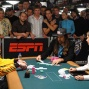 Sebastian Ruthenberg and Chris Ferguson go heads up