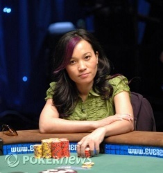 Anh Le wordt tweede