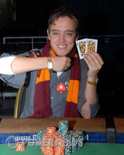 Dario Minieri winner 2008 WSOP Event #31