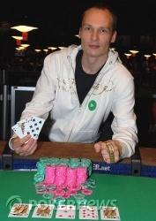 Ville Wahlbeck - Event #12 Champion