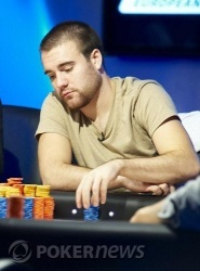 Chipleader Aaron Gustavson