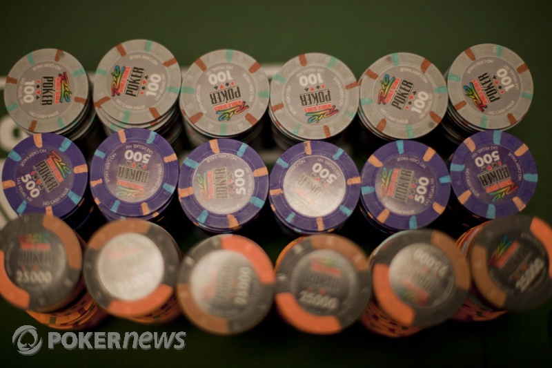 Wsop official poker chips
