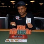 Praz Bansi $1,500 No-Limit Hold'em Champion, $515,501