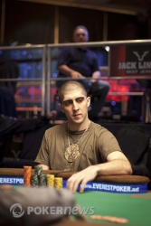 Joseph Elpayaa eliminated in 4th place