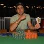 Pascal LeFrancois, $1,500 No-Limit Hold'em Champion