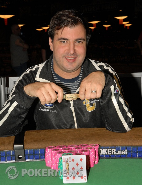 Matthew Matros winner WSOP Event 12
