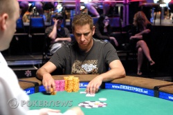 Mike Wattel eliminated in 2nd place