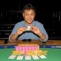 Yan Chen, WSOP $1,500 2-7 Draw Lowball Champion