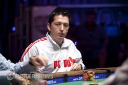 Hugo Perez - 4th place