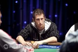 Samuel Gerber - 2nd place
