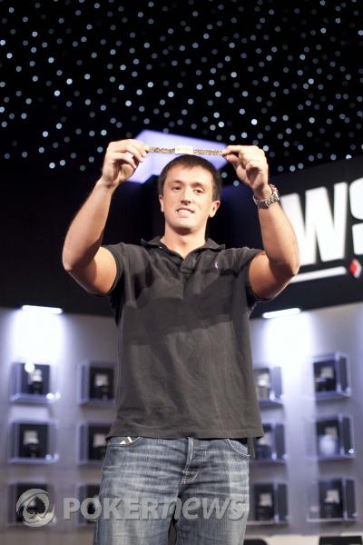 Carter Phillips WSOP Champion