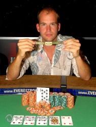 James Dempsey, Event 9 Champion $197,470