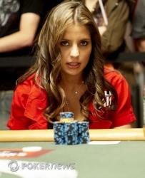 Lizzy harrison poker