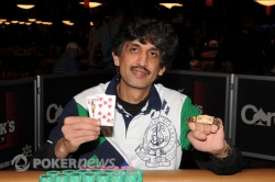 Event #35 Champion Ayaz Mahmood