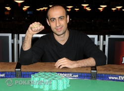 Daniel Alaei - Champion!