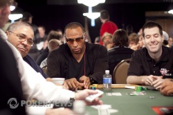He isn't on NBA Jam, but a WSOP bracelet would be just as good!