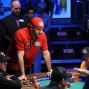 Michael Mizrachi all-in and waiting for the river