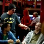 Phil Laak and Allen Kessler