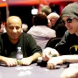 Freddy Deeb and Phil Laak