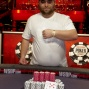 James Bord winner of WSOPE Main Event 2010