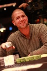 Tim van der Zwet wint het bounty toernooi